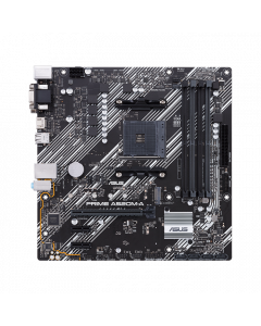 ASUS PRIME A520M-A - AMD RYZEN - NEW