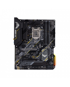 ASUS TUF GAMING B460-PRO (WI-FI), Intel B460 (LGA 1200) ATX gaming motherboard with dual M.2, 8 power stages, Intel® WiFi 6, HDMI, DisplayPort, SATA 6Gbps, USB 3.2 Gen 2 port, and Aura Sync RGB Lighting
