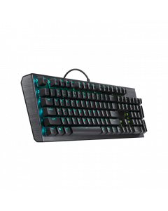 Cooler Master CK550 Gaming Mechanical Keyboard with RGB Backlighting, On-the-Fly Controls, and Hybrid Key Rollover