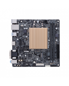 PRIME J4005I-C, Low-power, fan-less motherboard for Intel Celeron® SoC J4005 processor, with 2 x DDR4 2400/2133 MHz, 5X Protection II and HDMI/D-Sub/LVDS support.