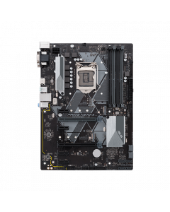 ASUS PRIME H370-A, Intel LGA-1151 ATX motherboard with LED lighting, DDR4 2666MHz, dual M.2, Intel Optane memory ready, HDMI, SATA 6Gbps and USB 3.1 Gen 2