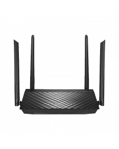ASUS RT-AC59U AC1500 Dual Band WiFi Router with MU-MIMO and Parental Controls for smooth streaming 4K videos from Youtube and Netflix