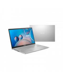 "ASUS Laptop 14 X415JA -(10th, i3, 4, 256 GB NVMe SSD, 14"" FHD, Silver, Genuine Win 10, TYPE C, Nano Bezel, BAG, Mouse, Long Battery, 2 yrs)"