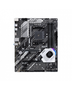 Prime X570-P/CSM, AMD AM4 ATX motherboard with PCIe 4.0, 12 DrMOS power stages, dual M.2, HDMI, SATA 6Gb/s, USB 3.2 Gen 2 and Aura Sync RGB header
