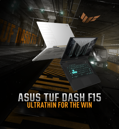 ASUS TUF Gaming Dash F15 Launched in Nepal