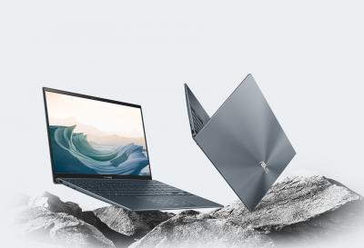 ASUS Launches All-New ZenBook 13 (UX325) and ZenBook 14 (UX425)